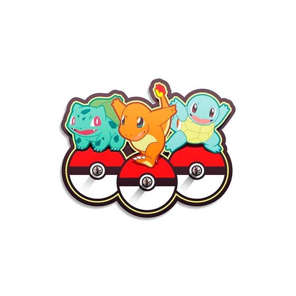 Porta Chave Pokemon
