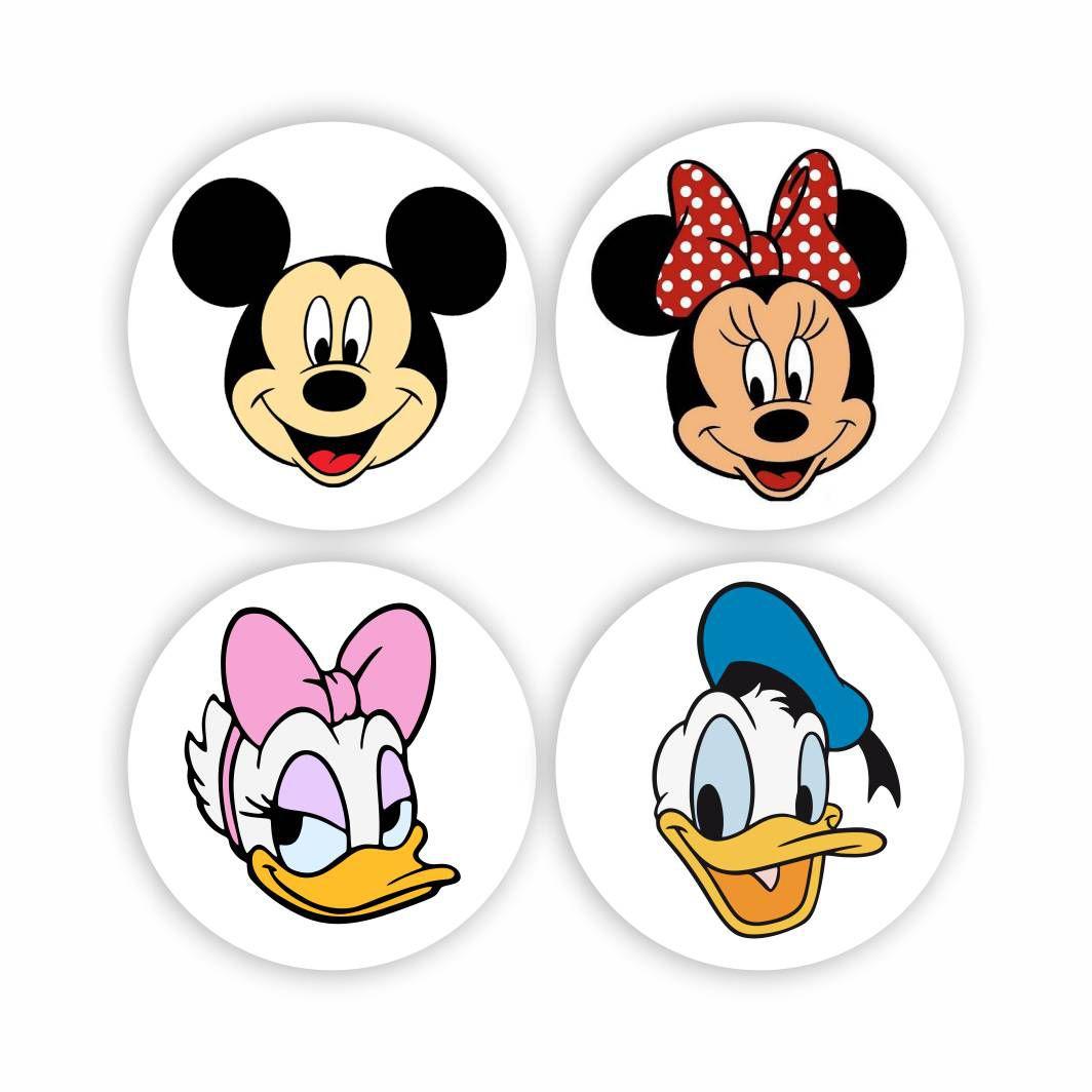Porta Copos Disney - 5X5
