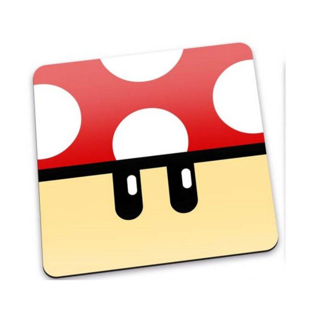 Porta Copos Super Mario - Nintendo - 5X5