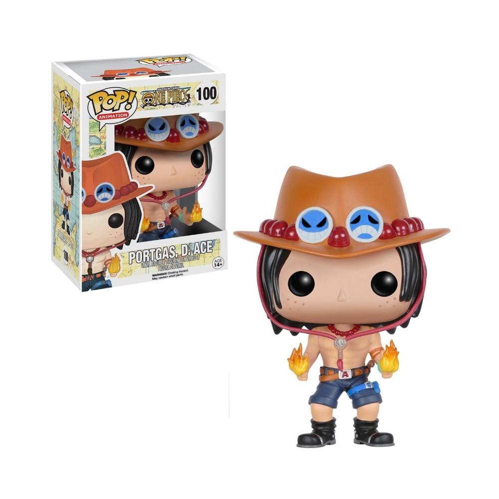 POP! Funko - Portgas D. Ace 100 - One Piece