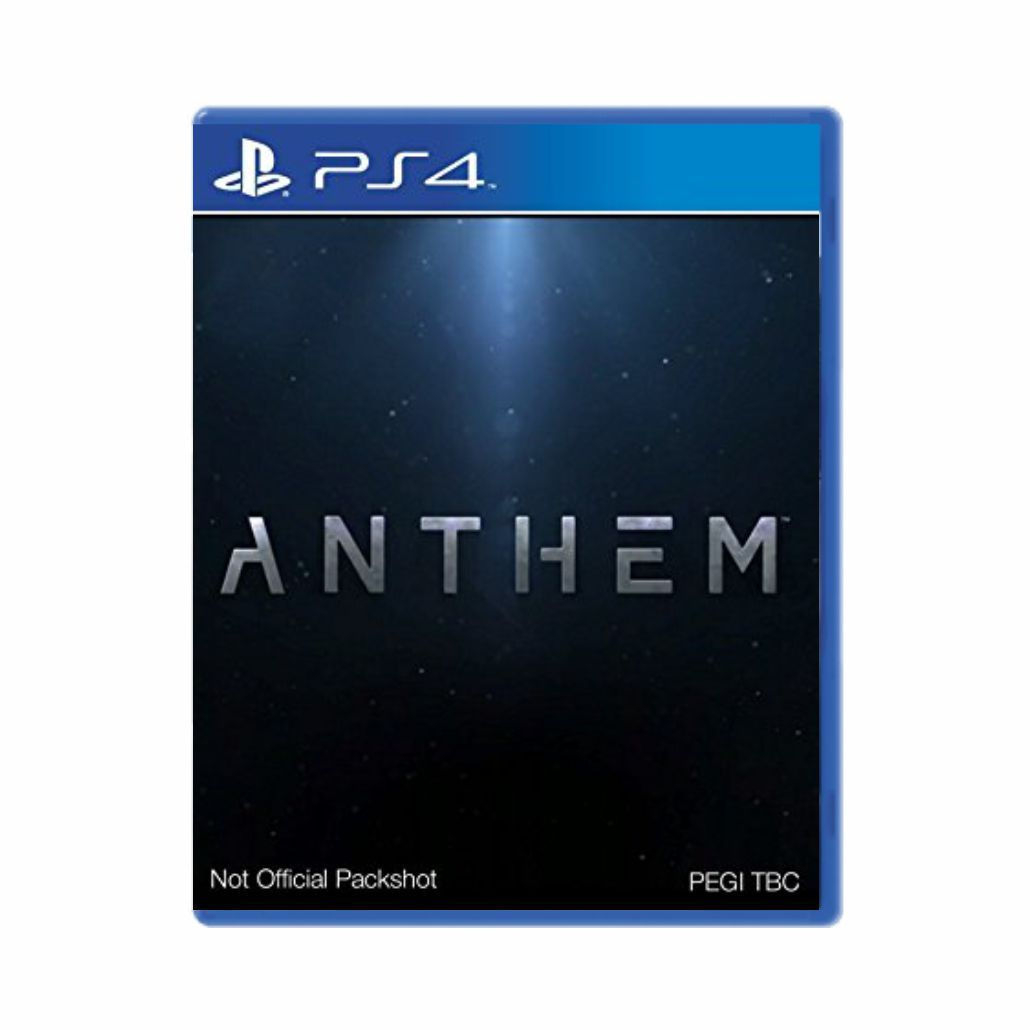 Pré Venda Anthem - PS4