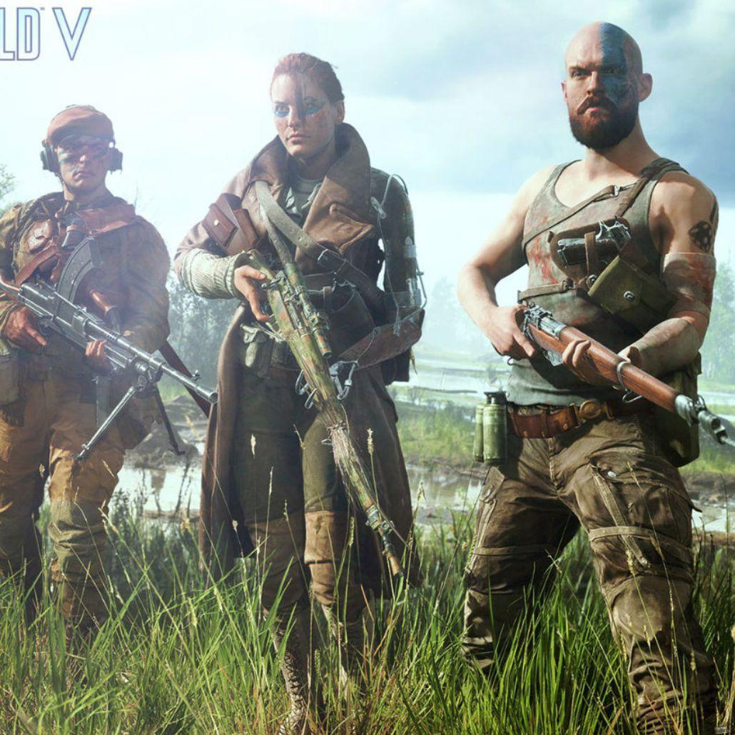 Pré Venda Battlefield V - PS4