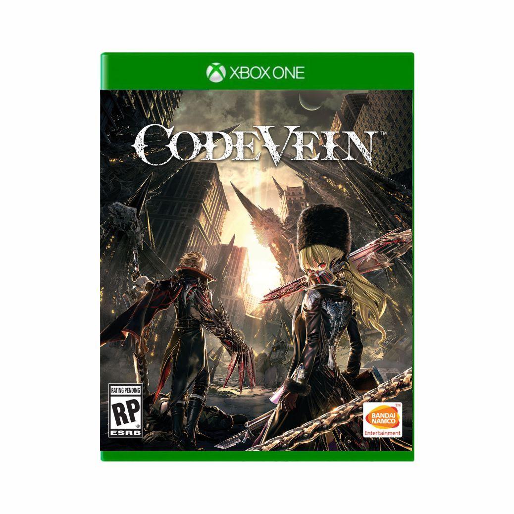 Pré Venda Code Vein - Xbox One