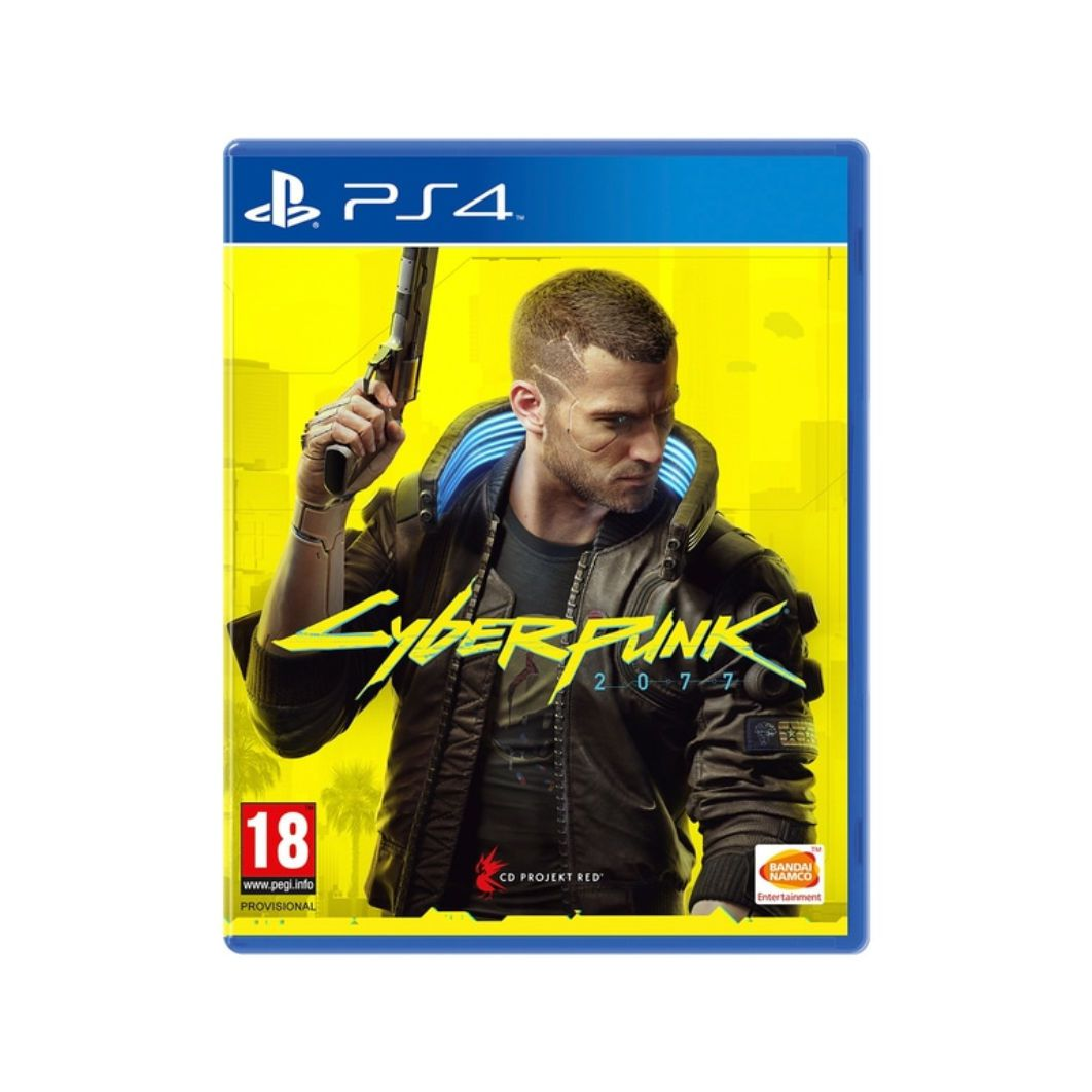 Pré Venda Cyberpunk 2077 - PS4