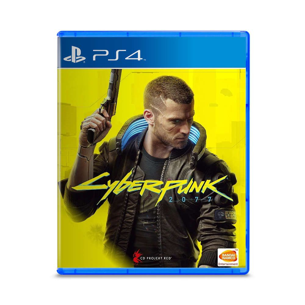Pré Venda Jogo Cyberpunk 2077 - PS4