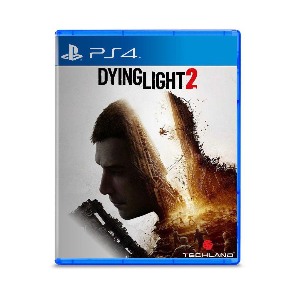 Pré Venda Jogo Dying Light 2 - PS4