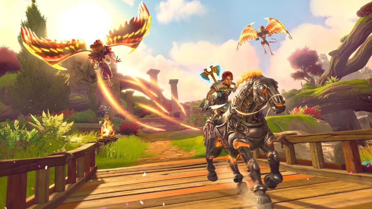 Pré Venda Jogo Fenix Immortals Fenyx Rising  - Xbox One