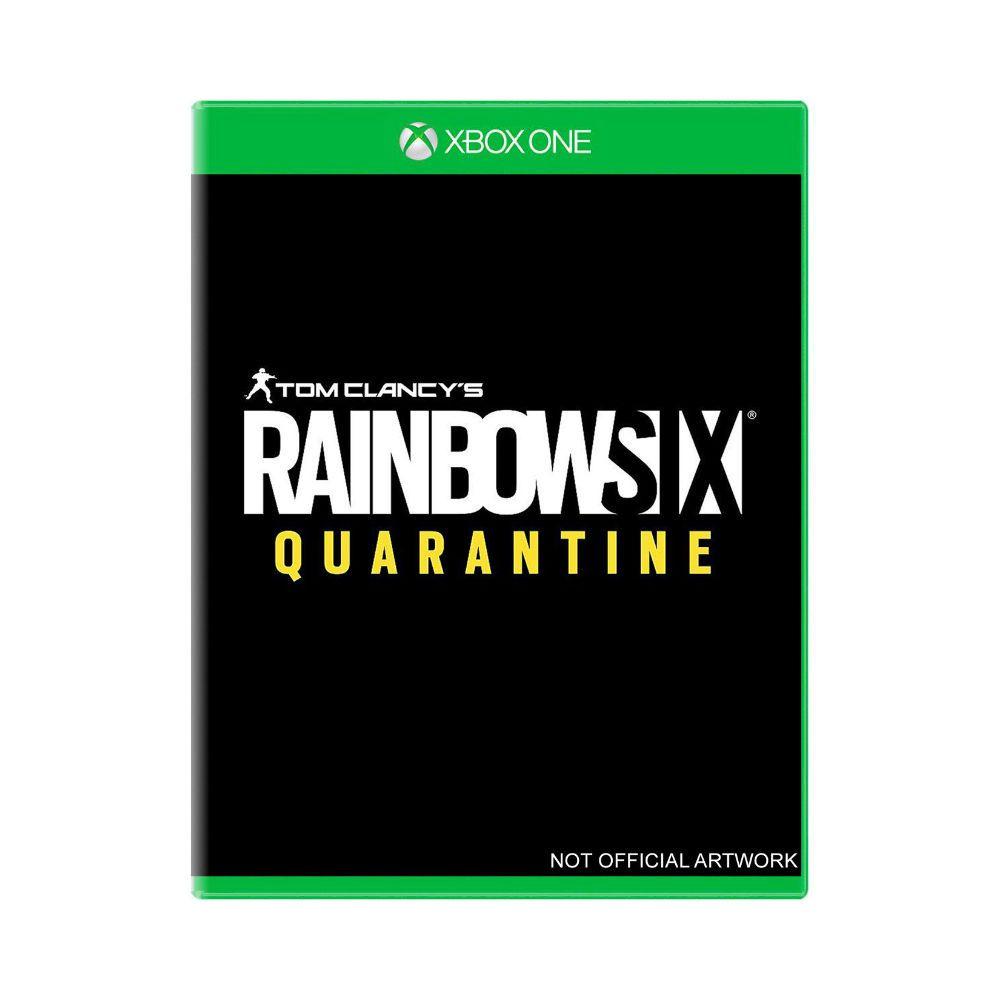 Pré Venda Jogo Rainbow Six Quarantine - Xbox One