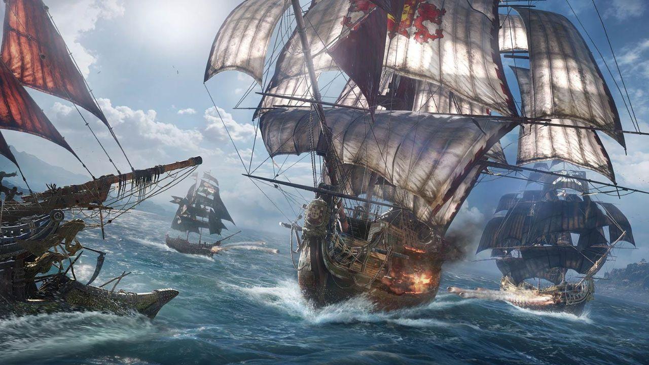 Pré Venda Jogo Skull And Bones - Xbox One