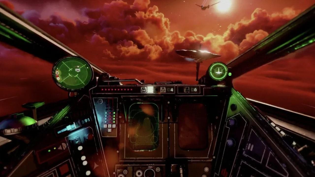 Pré Venda Jogo Star Wars Squadrons - Xbox One