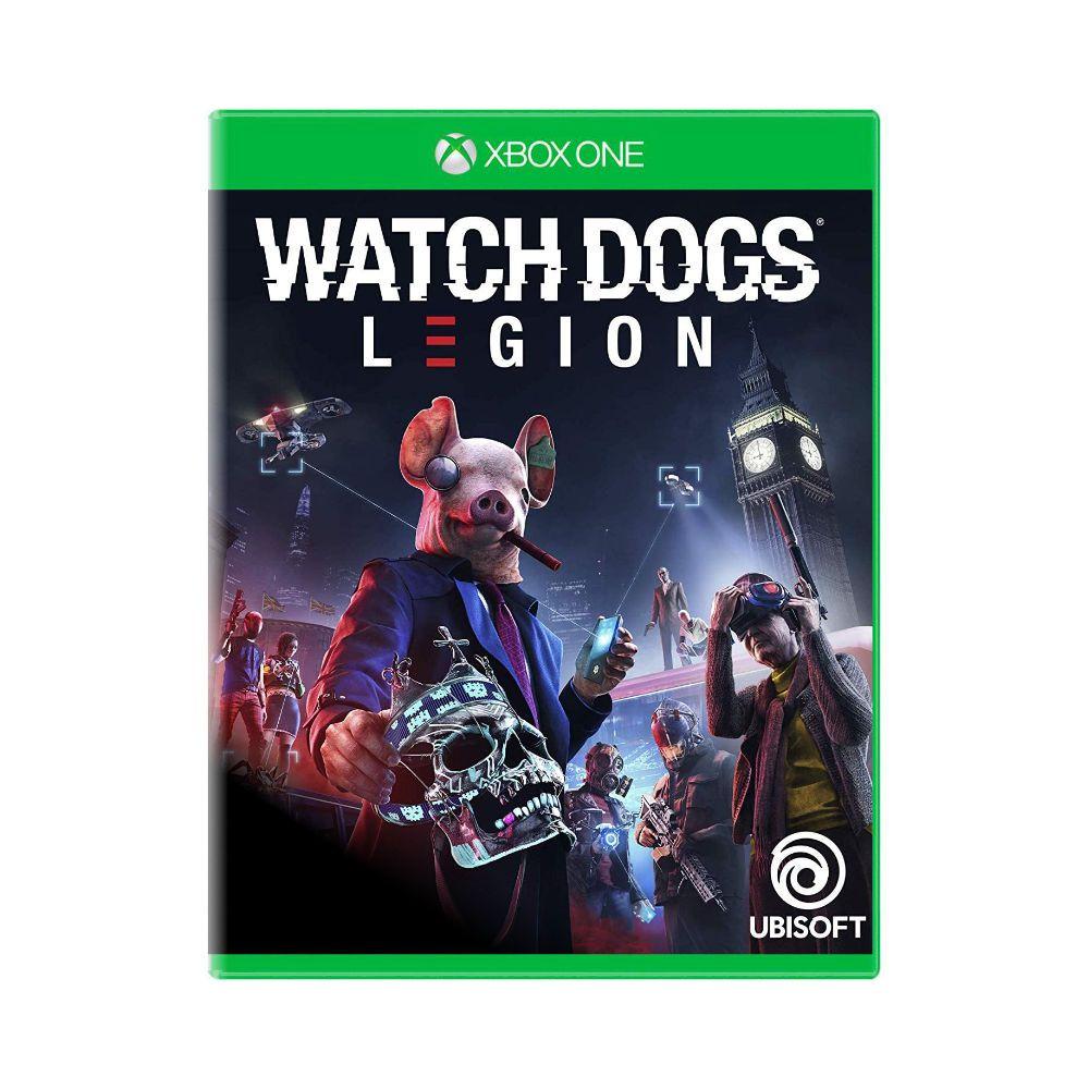 Pré Venda Jogo Watch Dogs Legion - Xbox One