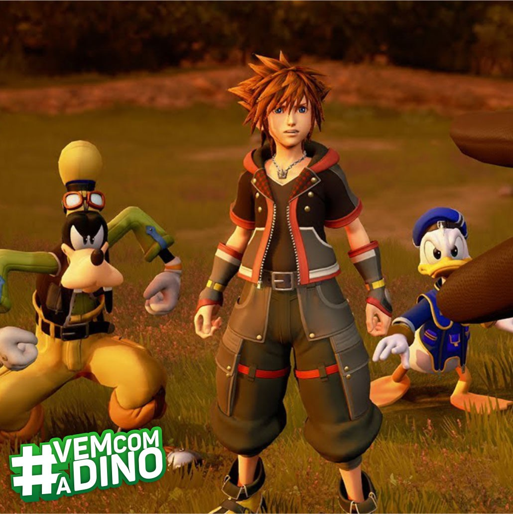 Kingdom Hearts 3 - XONE