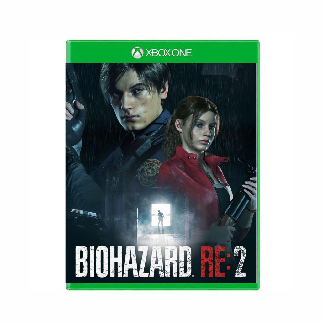 Pré Venda Resident Evil 2 Remake - Xbox One