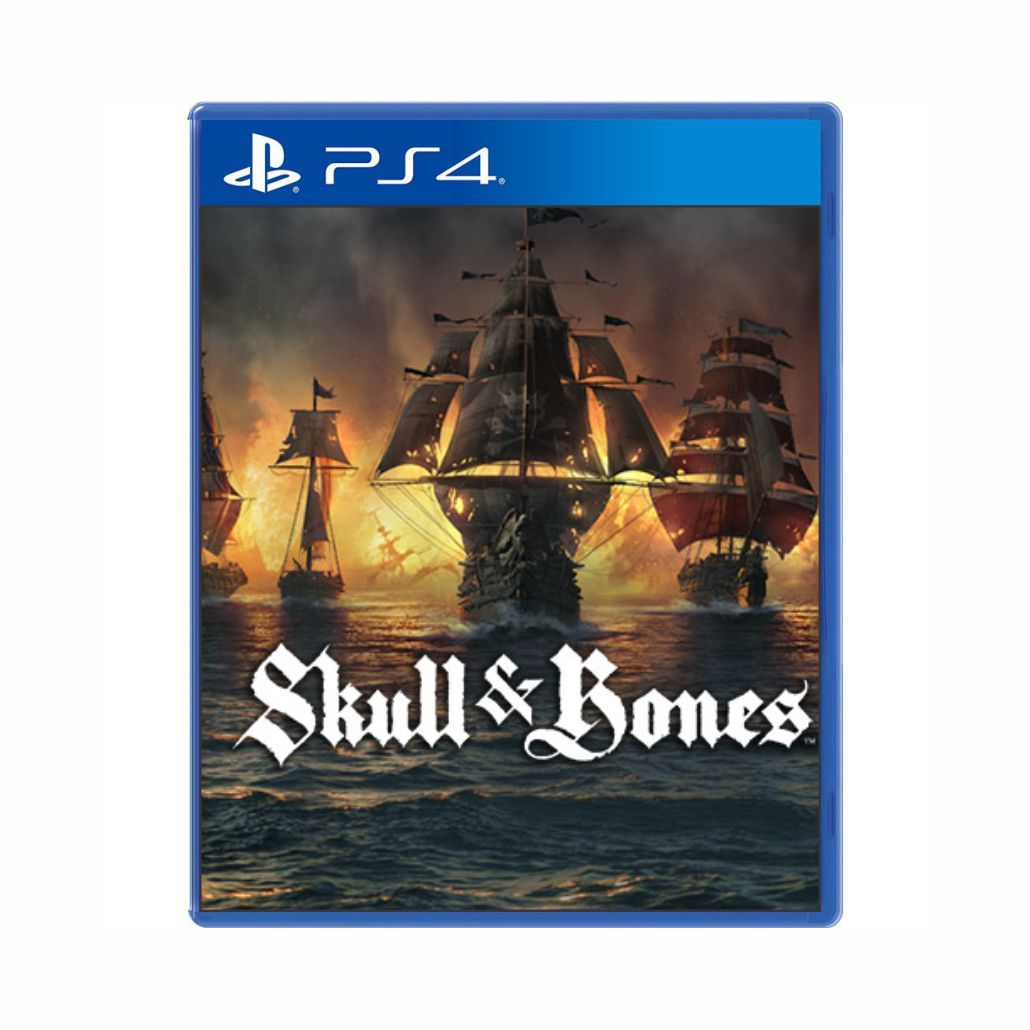 Pré Venda Skull And Bones - PS4