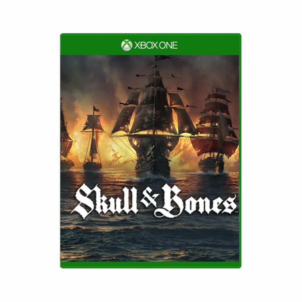 Pré Venda Skull And Bones - XONE