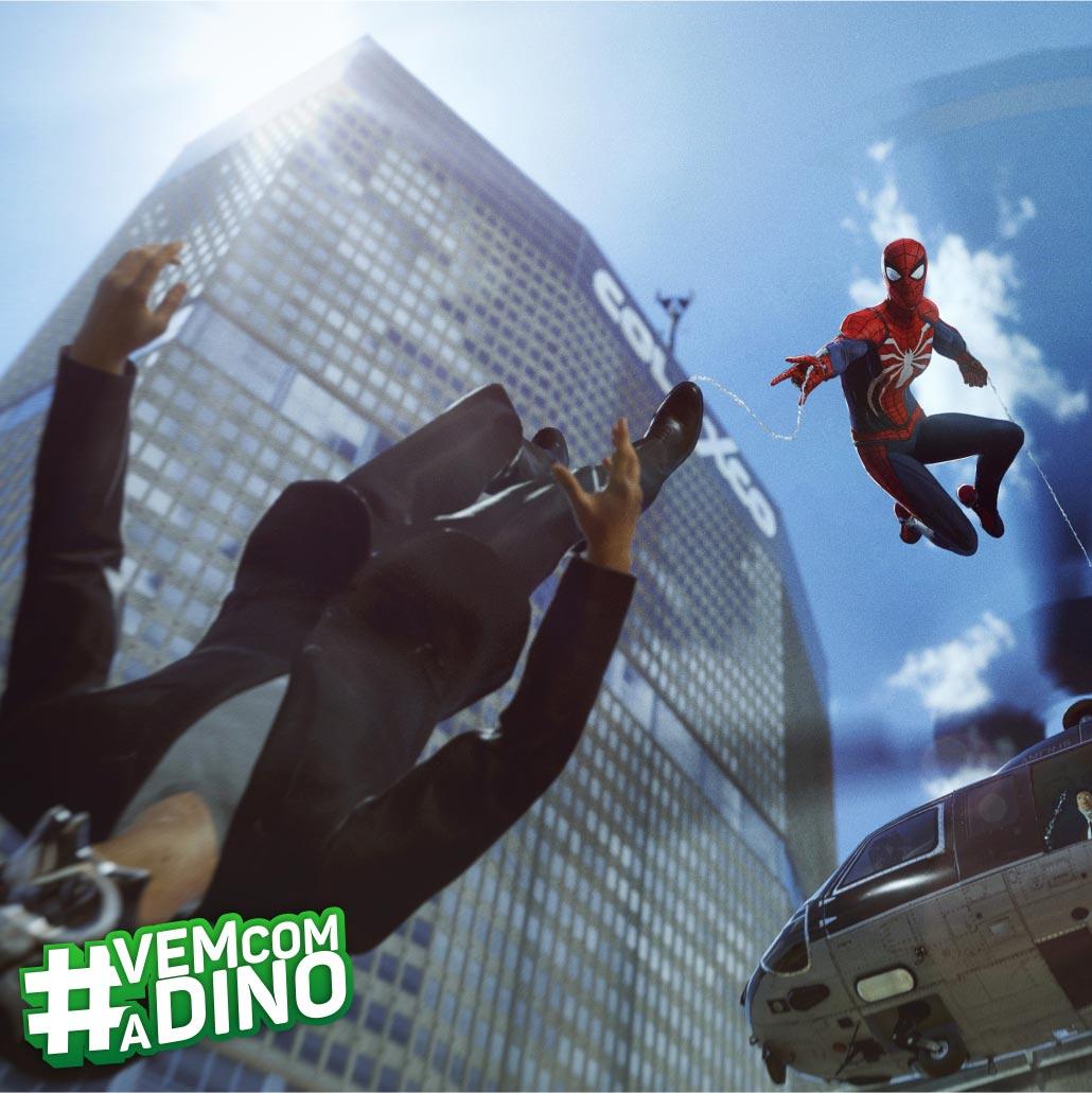 Marvel's Spider Man - PS4