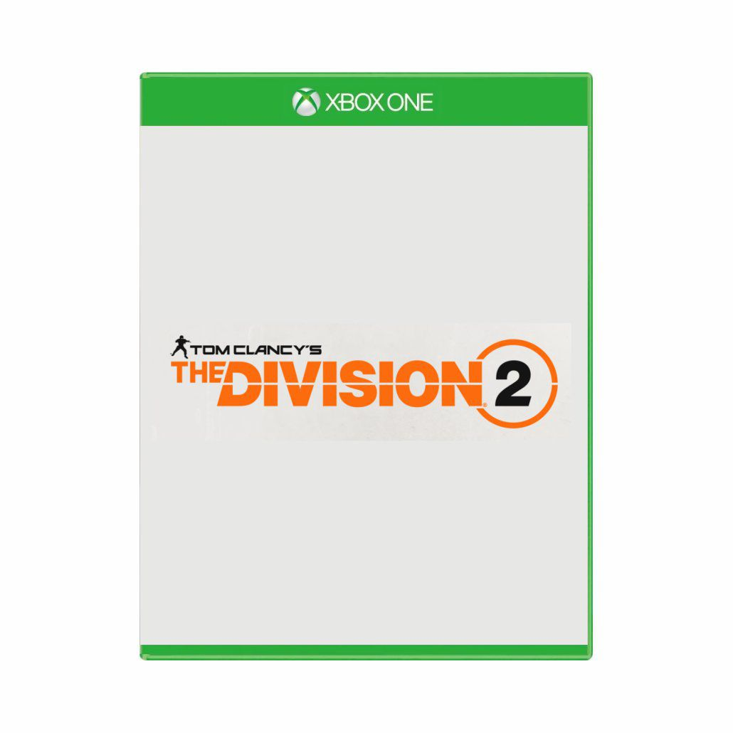 Pré Venda The Division 2 - Xbox One
