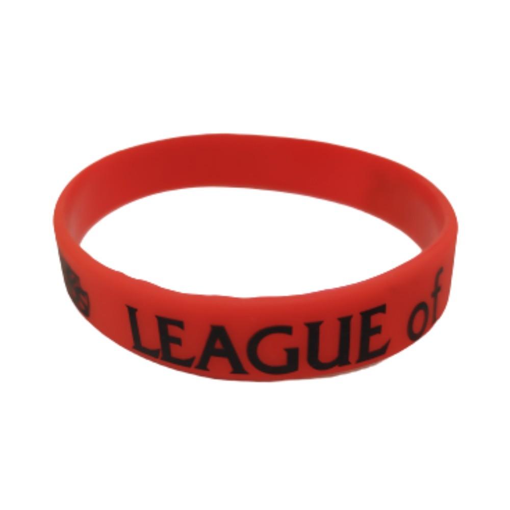 Pulseira ADC - League Of Legends LOL - Silicone