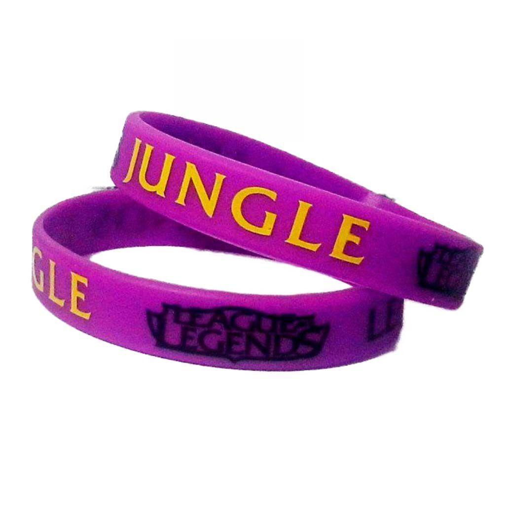 Pulseira LOL Silicone Jungle