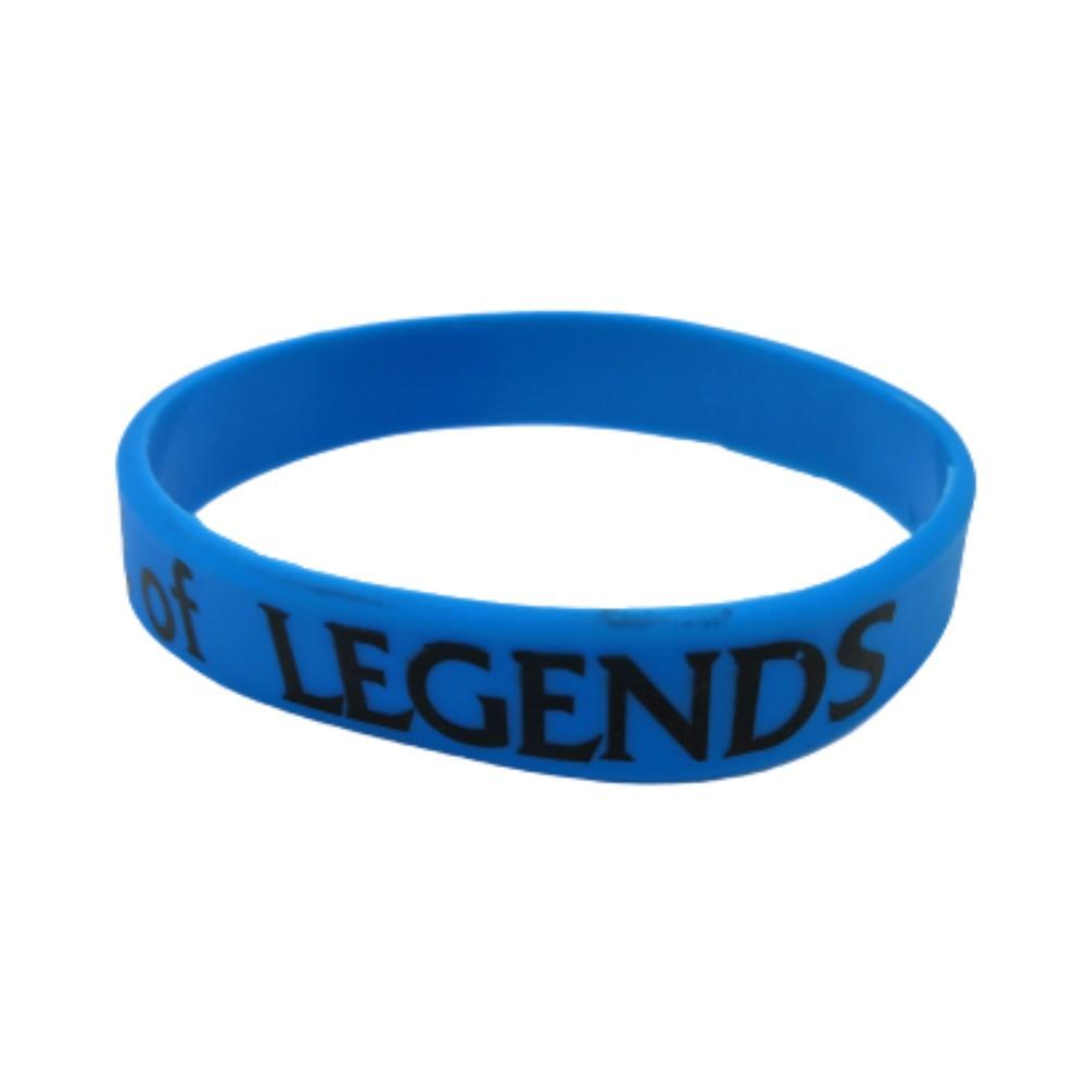 Pulseira MID - League Of Legends LOL - Silicone