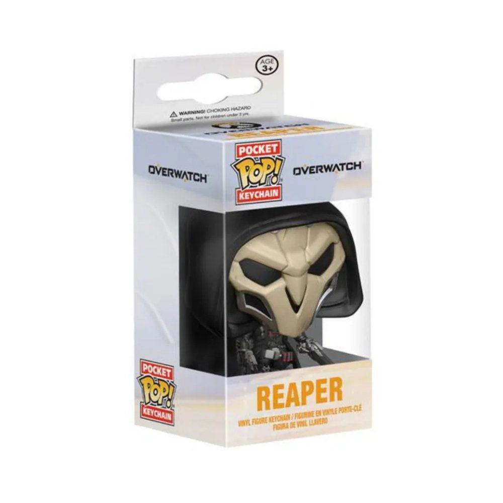 Reaper - Overwatch - Pocket POP! Chaveiro