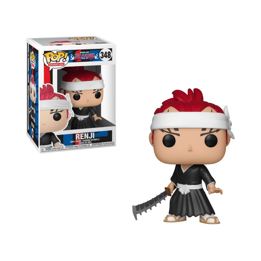POP! Funko - Renji 348 - Bleach