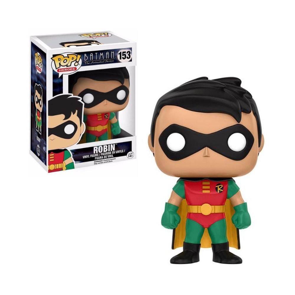 POP! Funko - Robin 153 - Batman The Animated Series