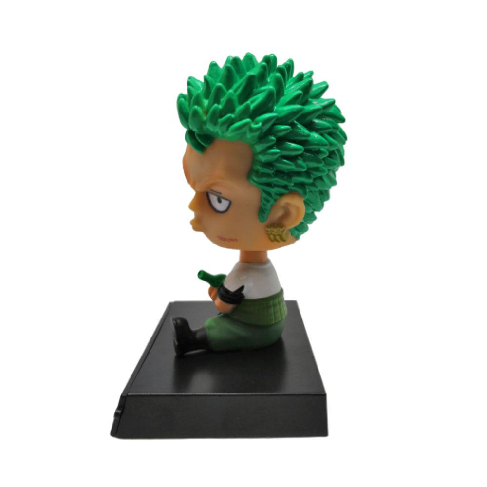 Figure Bobble Head Zoro - One Piece - 11CM