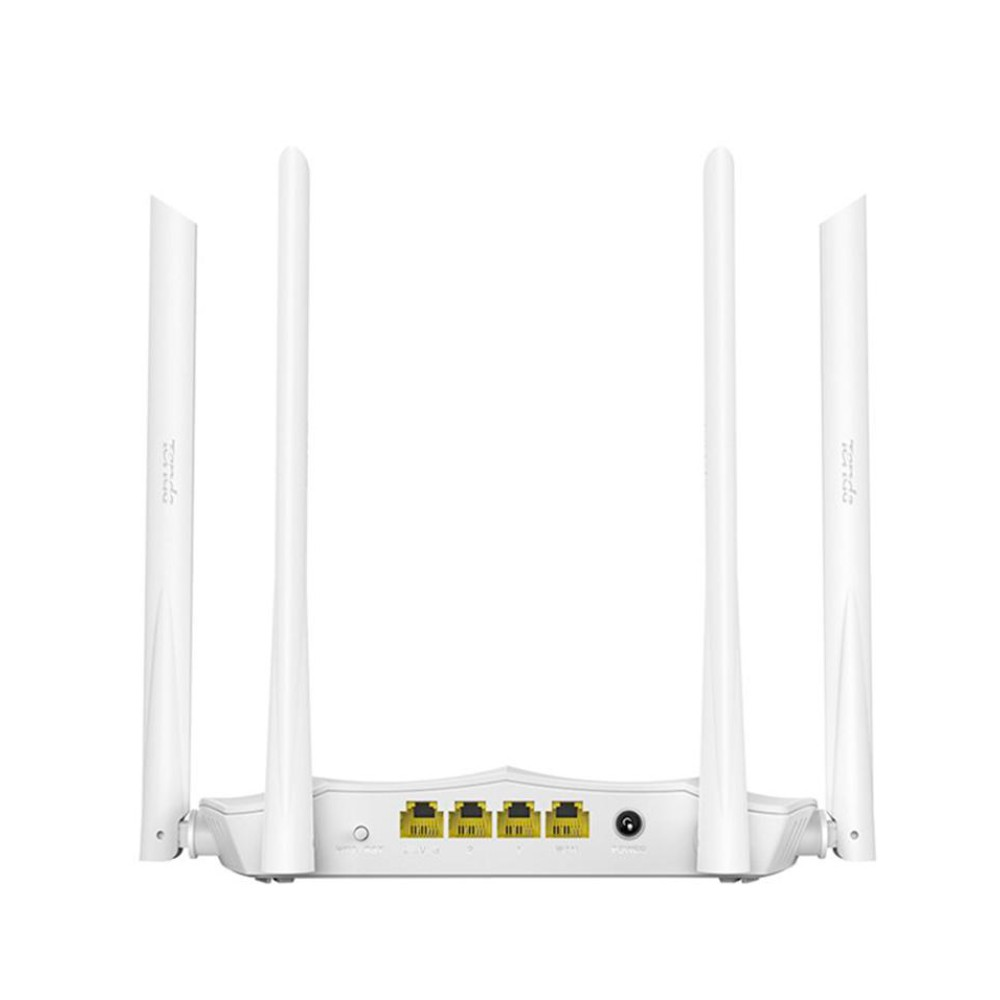 Roteador Tenda AC5 1200 1167Mbps 4 Antenas Externas