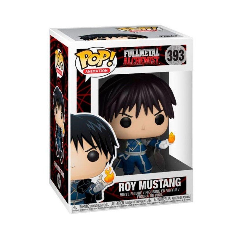 POP! Funko - Roy Mustang 393 - Fullmetal Alchemist