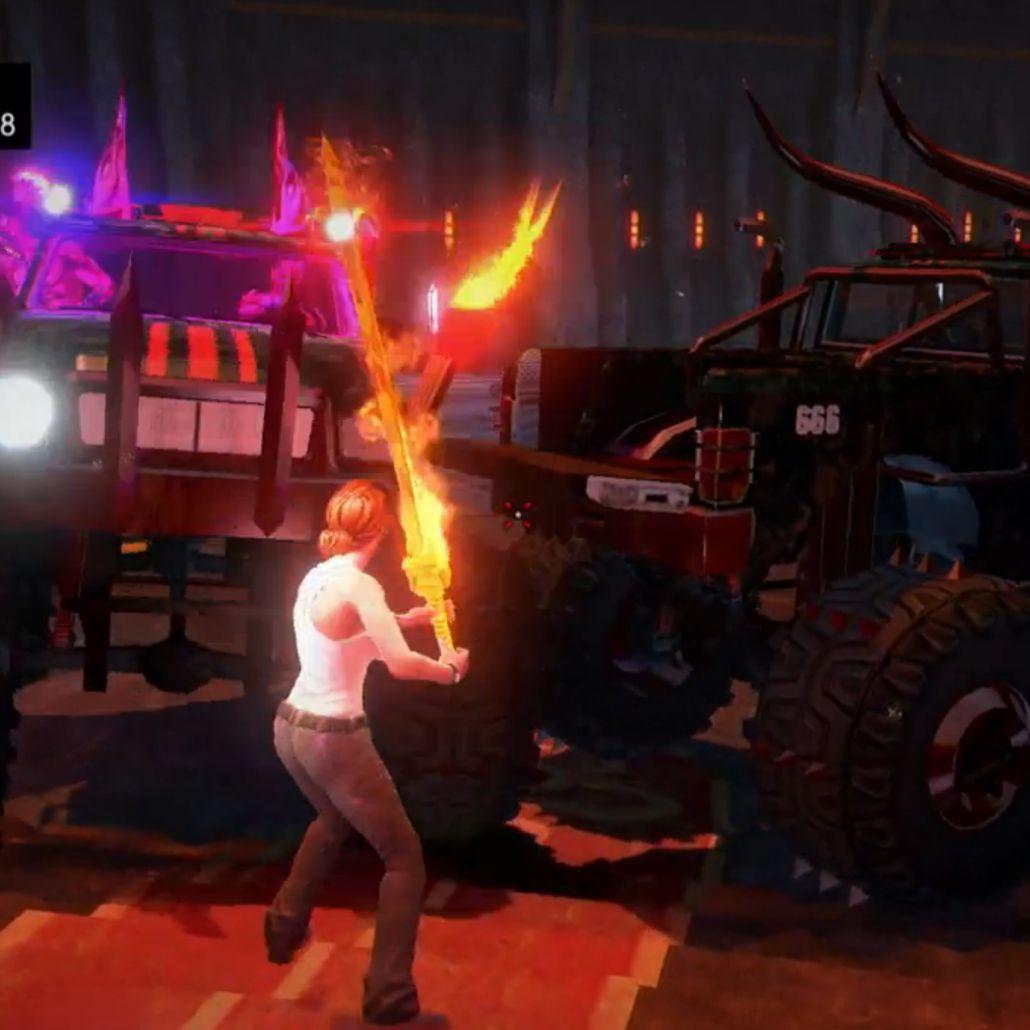 Saints Row IV Re-Elected + Gat Out Of Hell - Primeira Edição - PS4