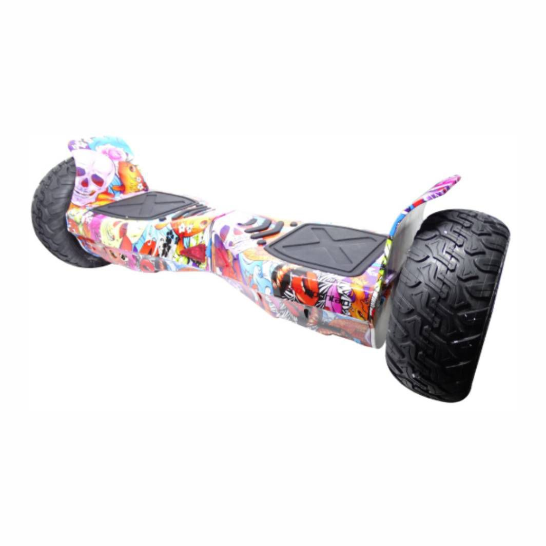 Scooter Elétrico Hoverboard Pro Mountain PM 20 mod. 6