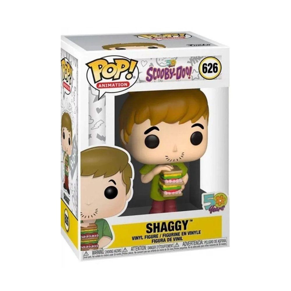 POP! Funko - Shaggy 626 - Scooby-Doo