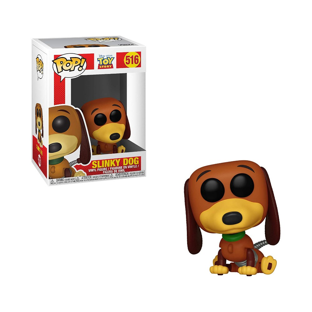 POP! Funko - Slinky Dog 519 - Toy Story