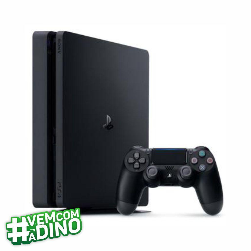 Sony PlayStation 4 - 1TB - Jet Black