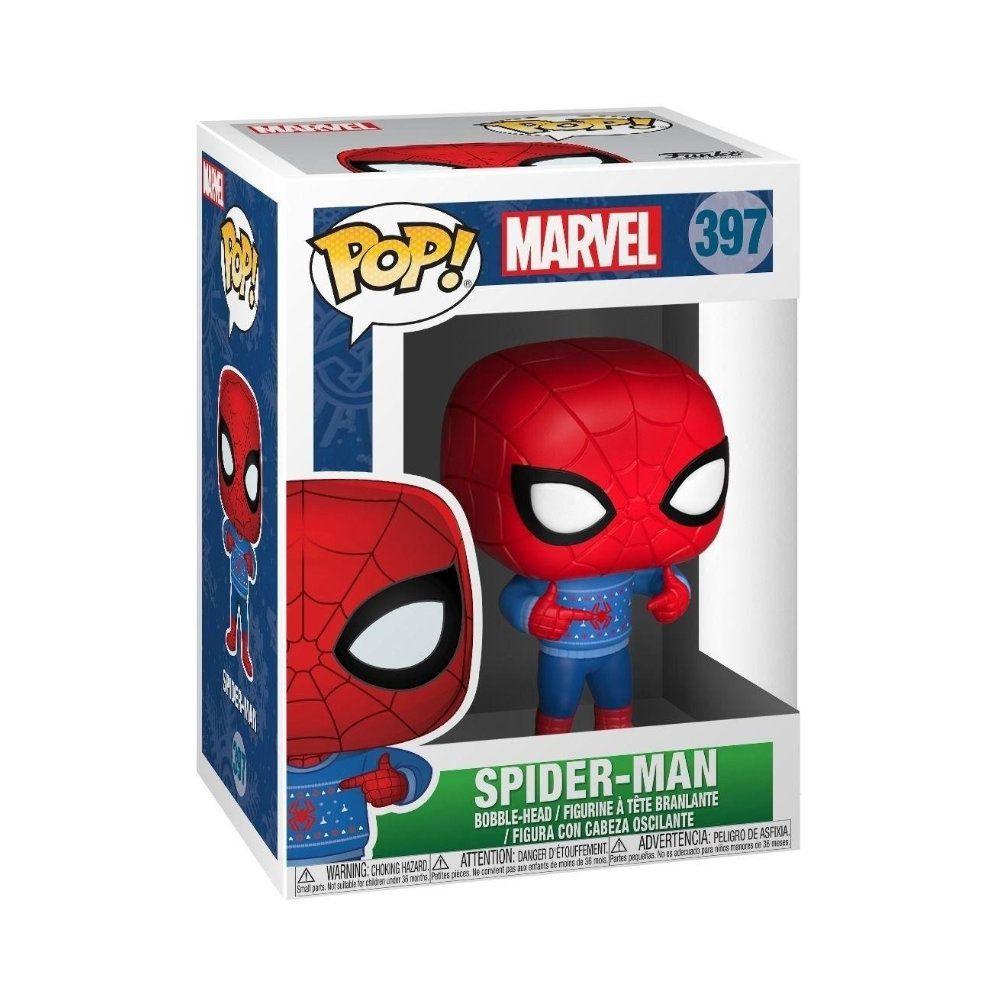 POP! Funko - Spider-Man 397 - Marvel
