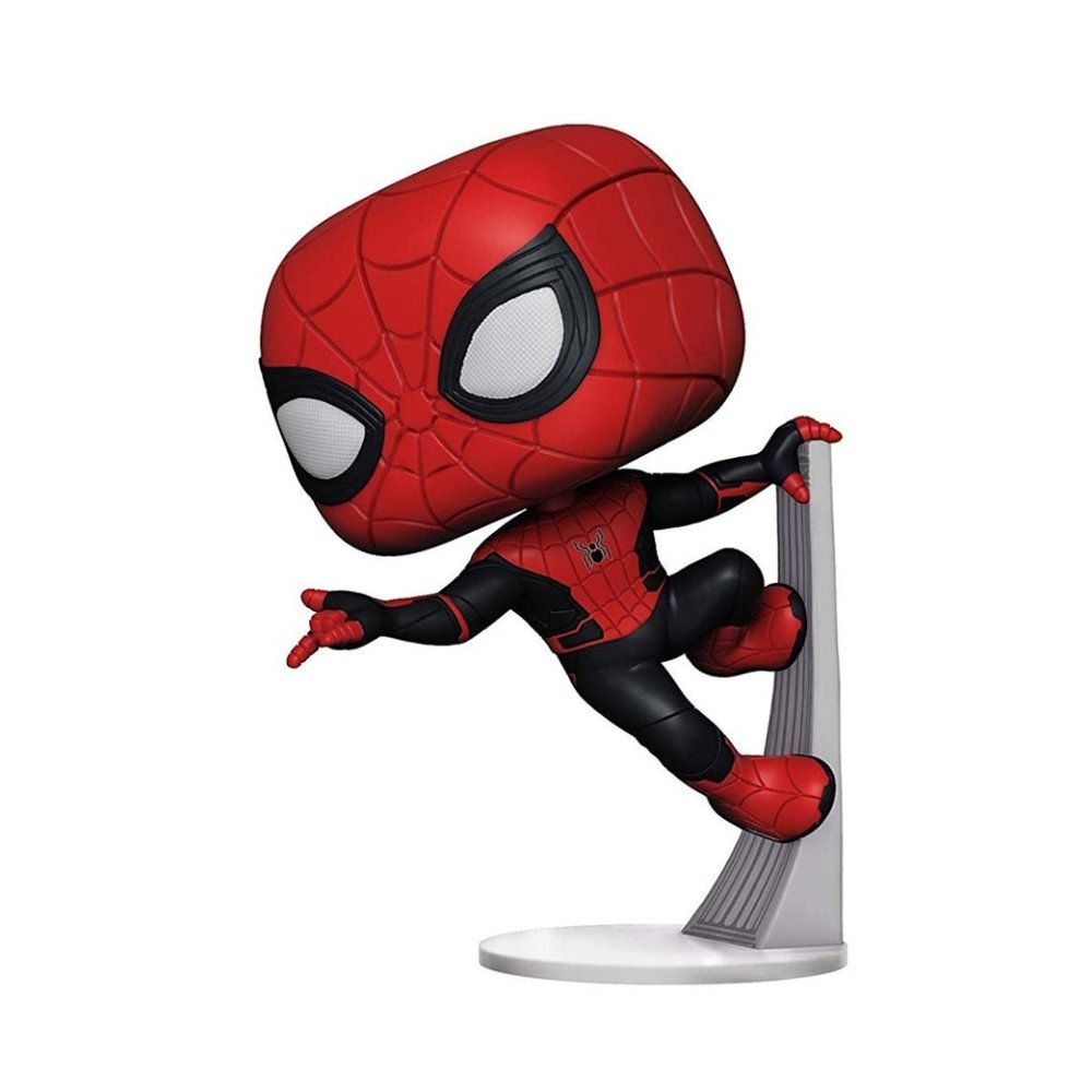 POP! Funko - Spider-Man Upgraded Suit 470 - Spider-Man Far From Home