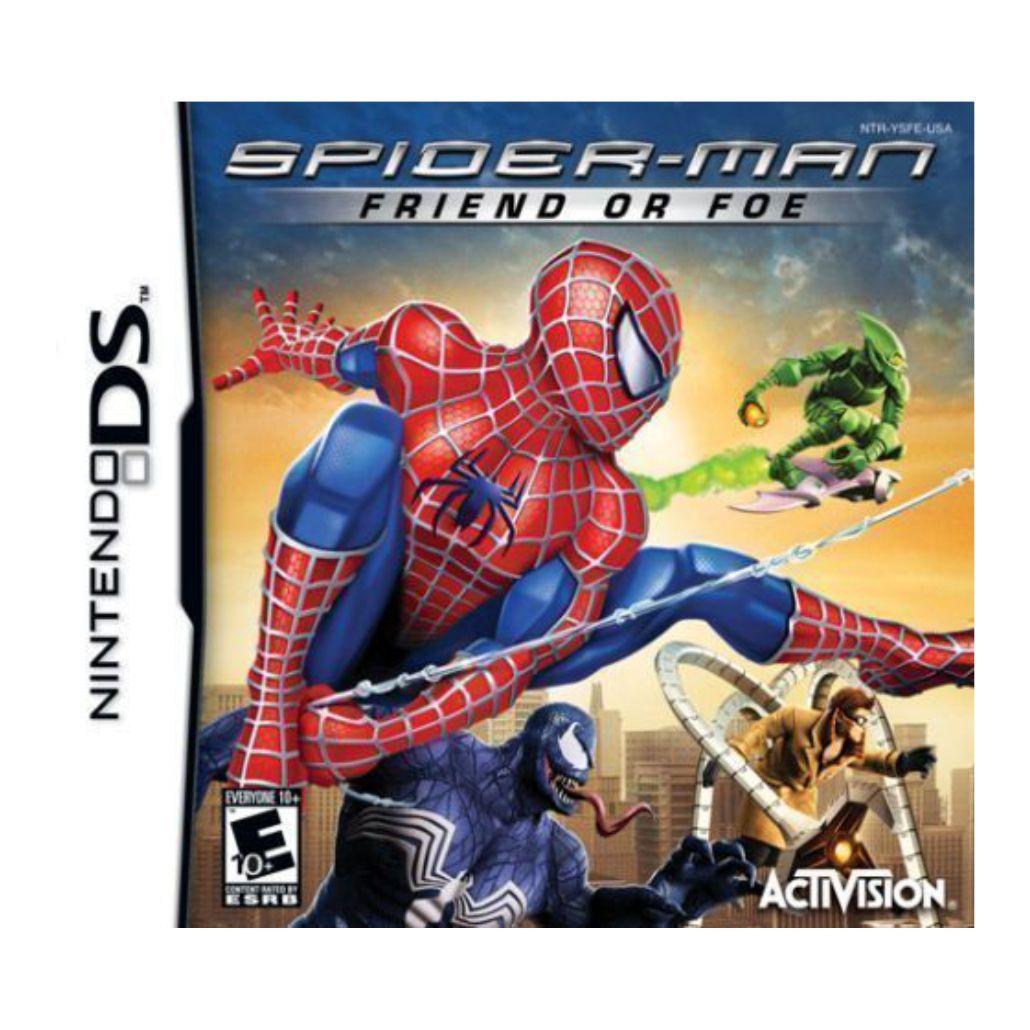 Spiderman Friend or Foe - DSi
