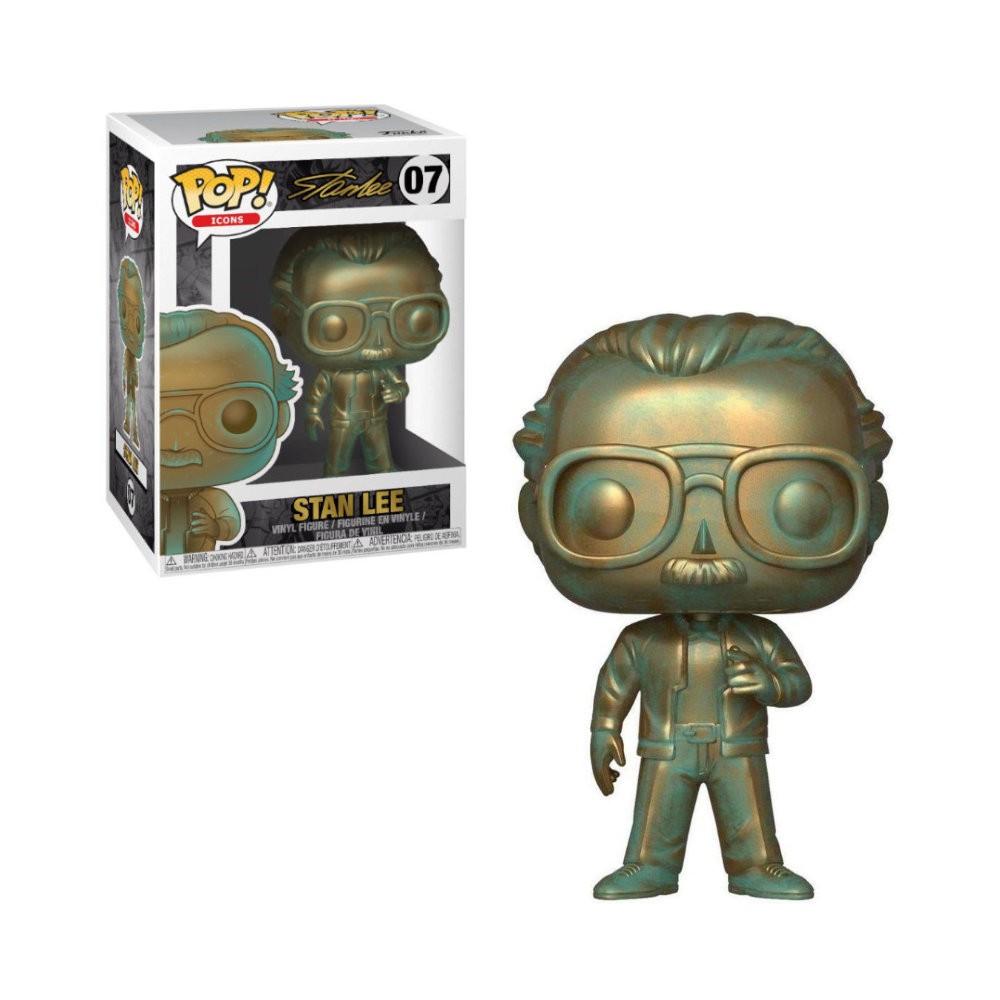 POP! Funko - Stan Lee 07 - Stan Lee