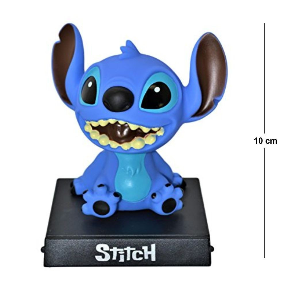 Stitch Lilo & Stitch Loose Head 11CM PVC