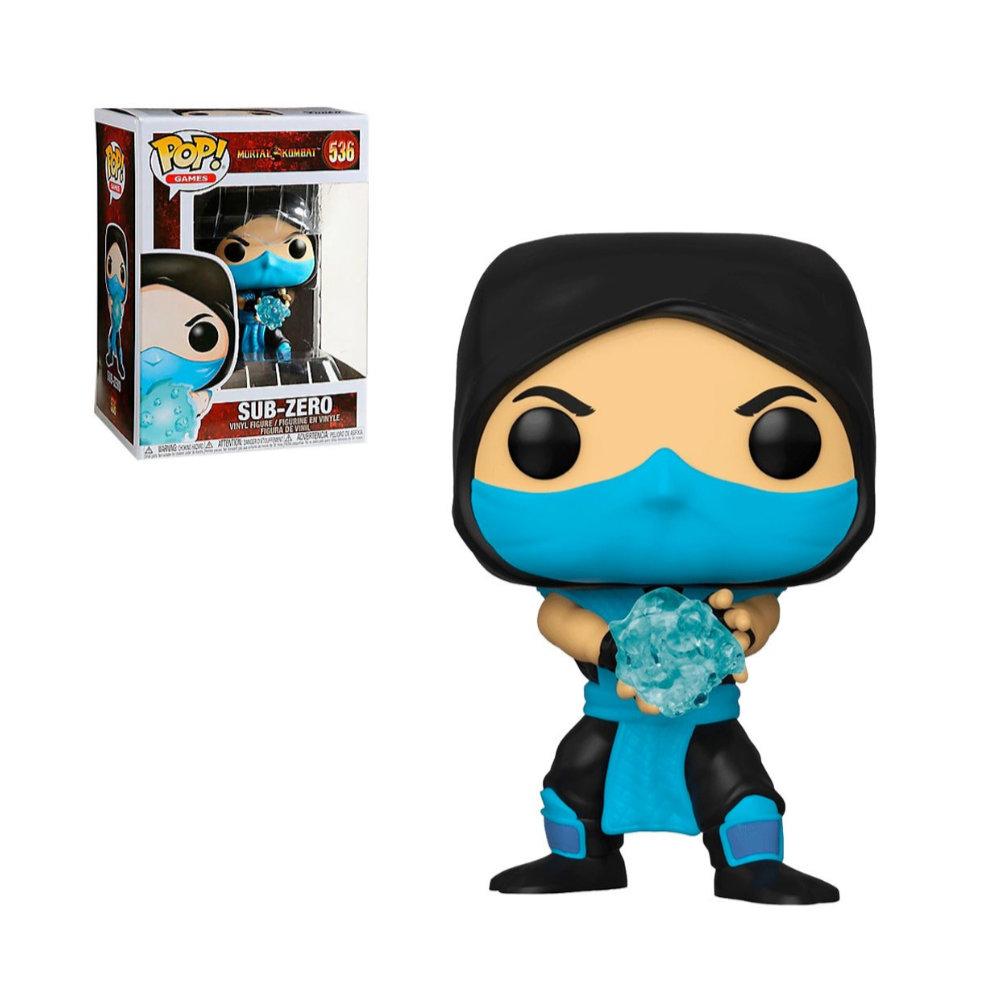 POP! Funko - Sub-Zero 536 - Mortal Kombat