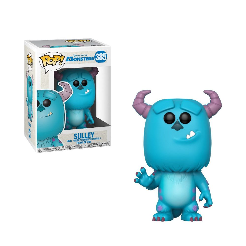 POP! Funko - Sulley 385 - Disney Pixar Monsters