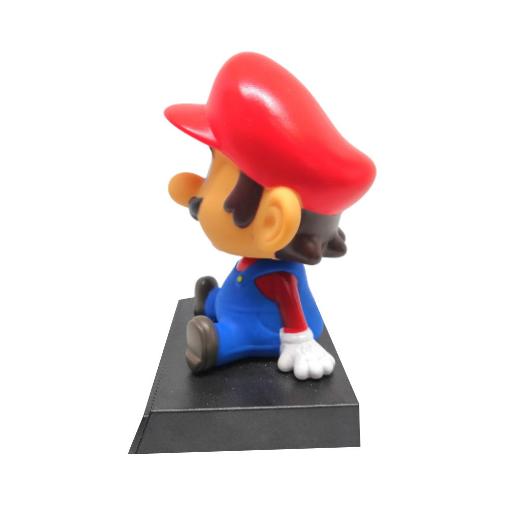 Figure Bobble Head Mario - Super Mario - 12CM
