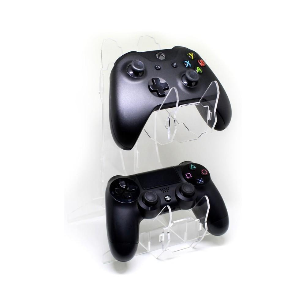 Suporte Acrílico Para Dois Controles - Xbox One e PS4