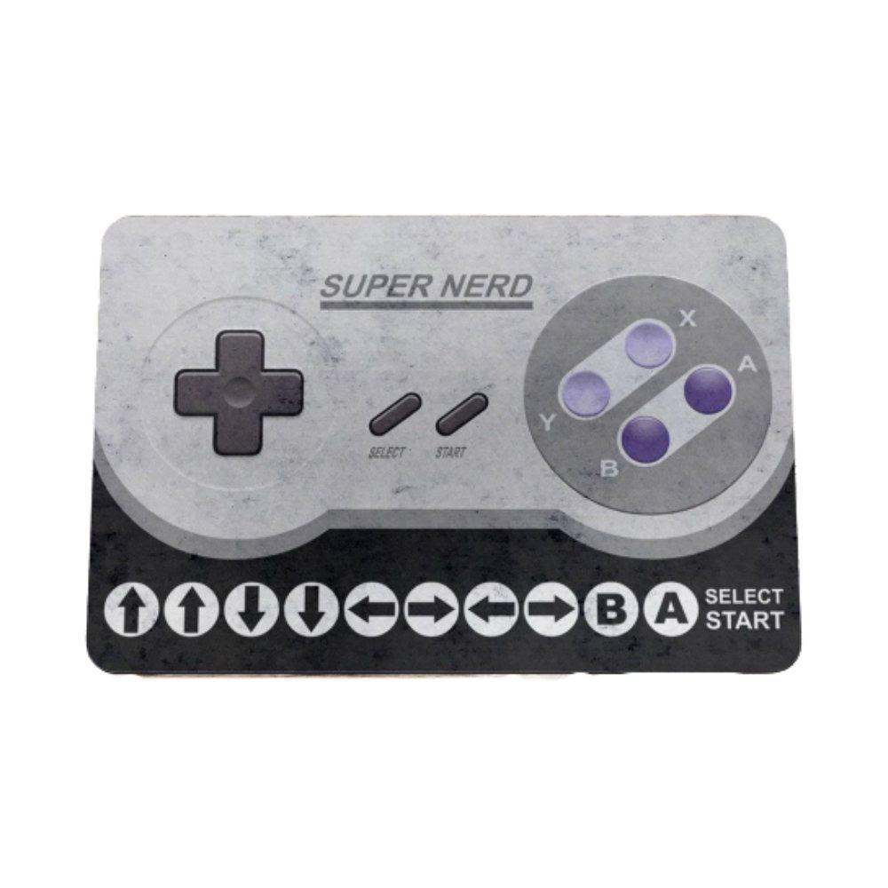 Tapete Capacho Super Nintendo - Nintendo - 60X40