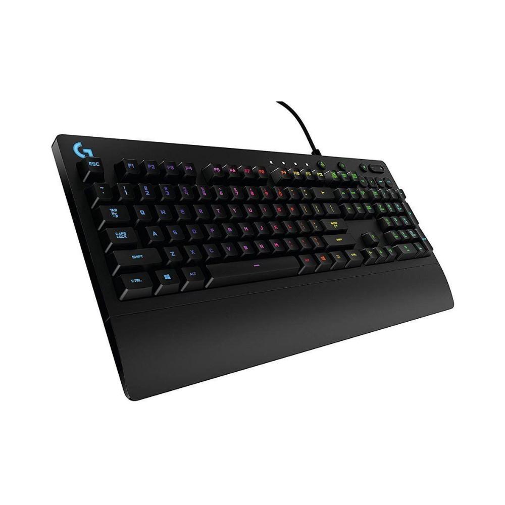 Teclado Gamer Logitech G213 Prodigy, RGB