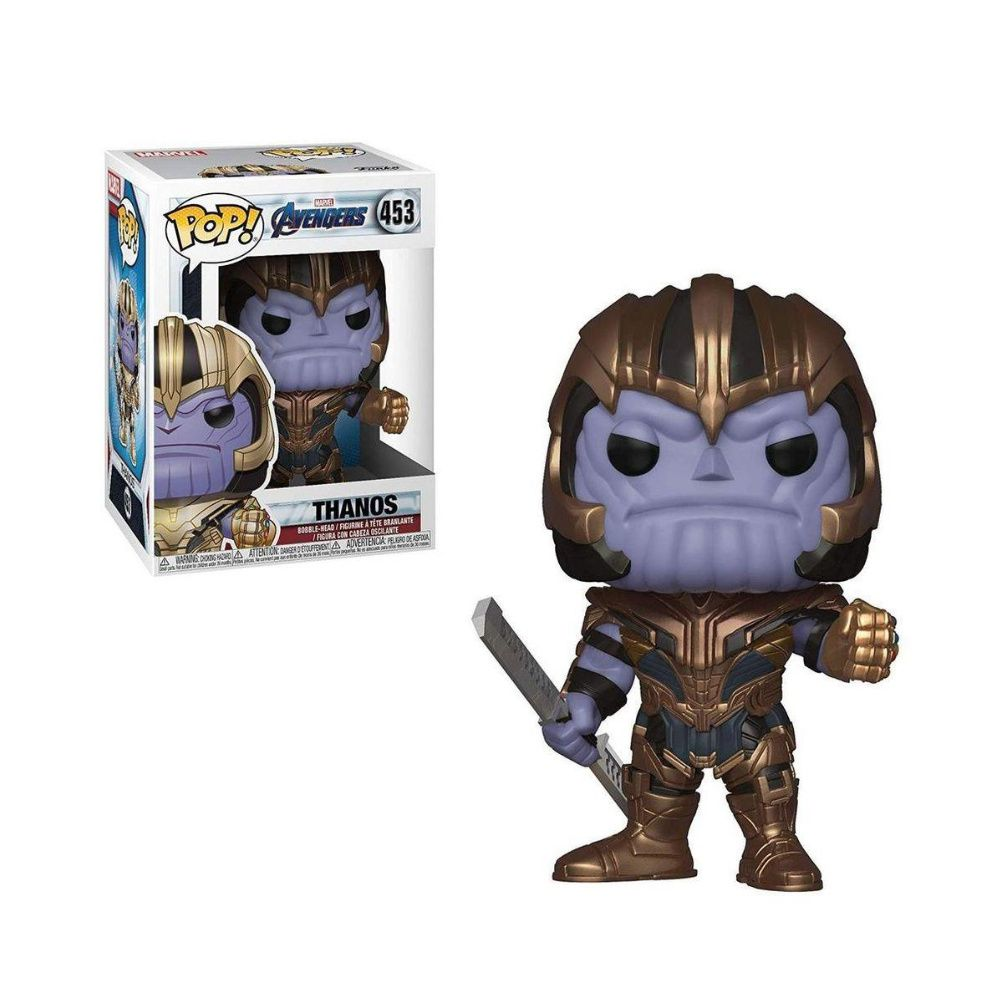 POP! Funko - Thanos 453 - Avengers: Endgame