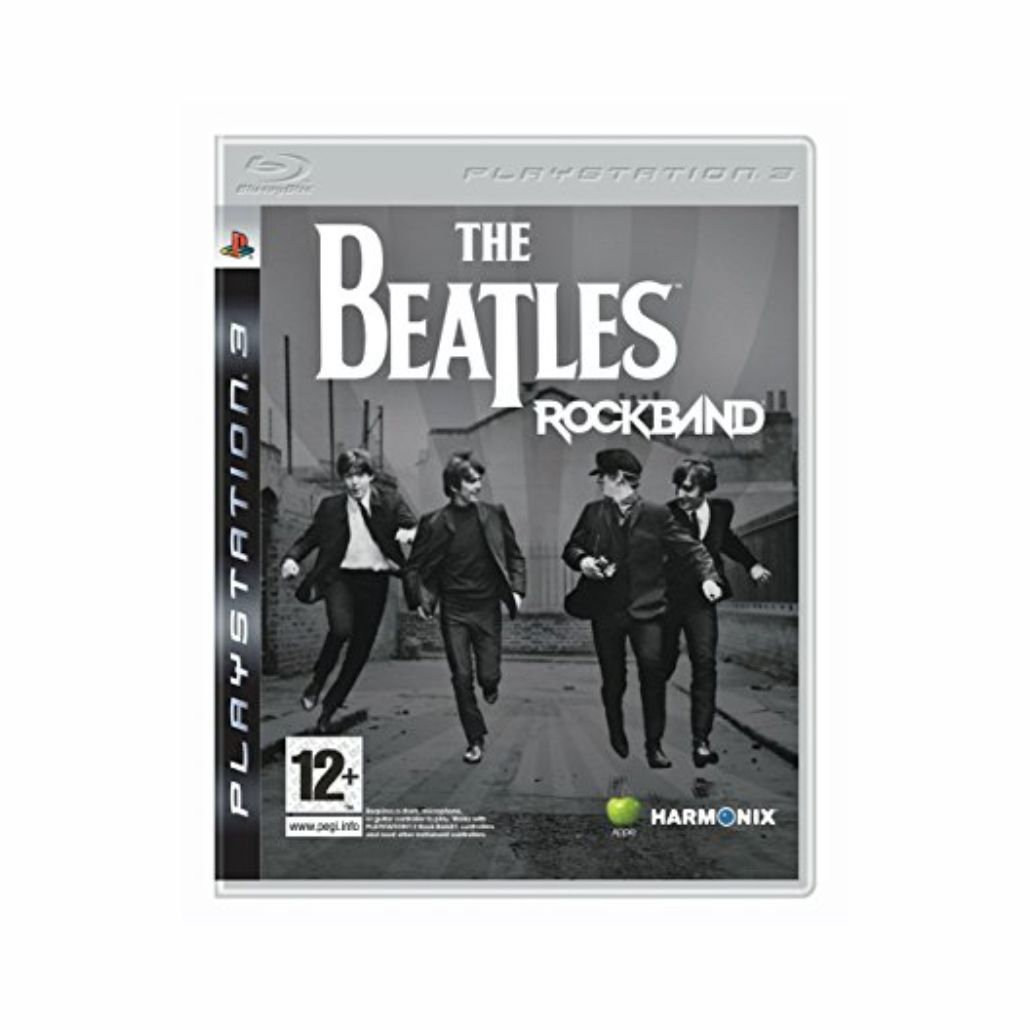 The Beatles RockBand - PS3