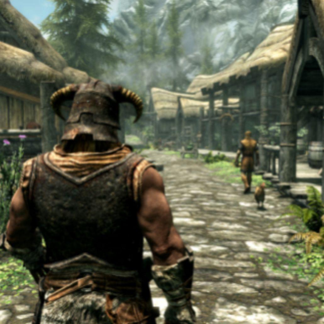 The Elder Scrolls V Skyrim - PS3