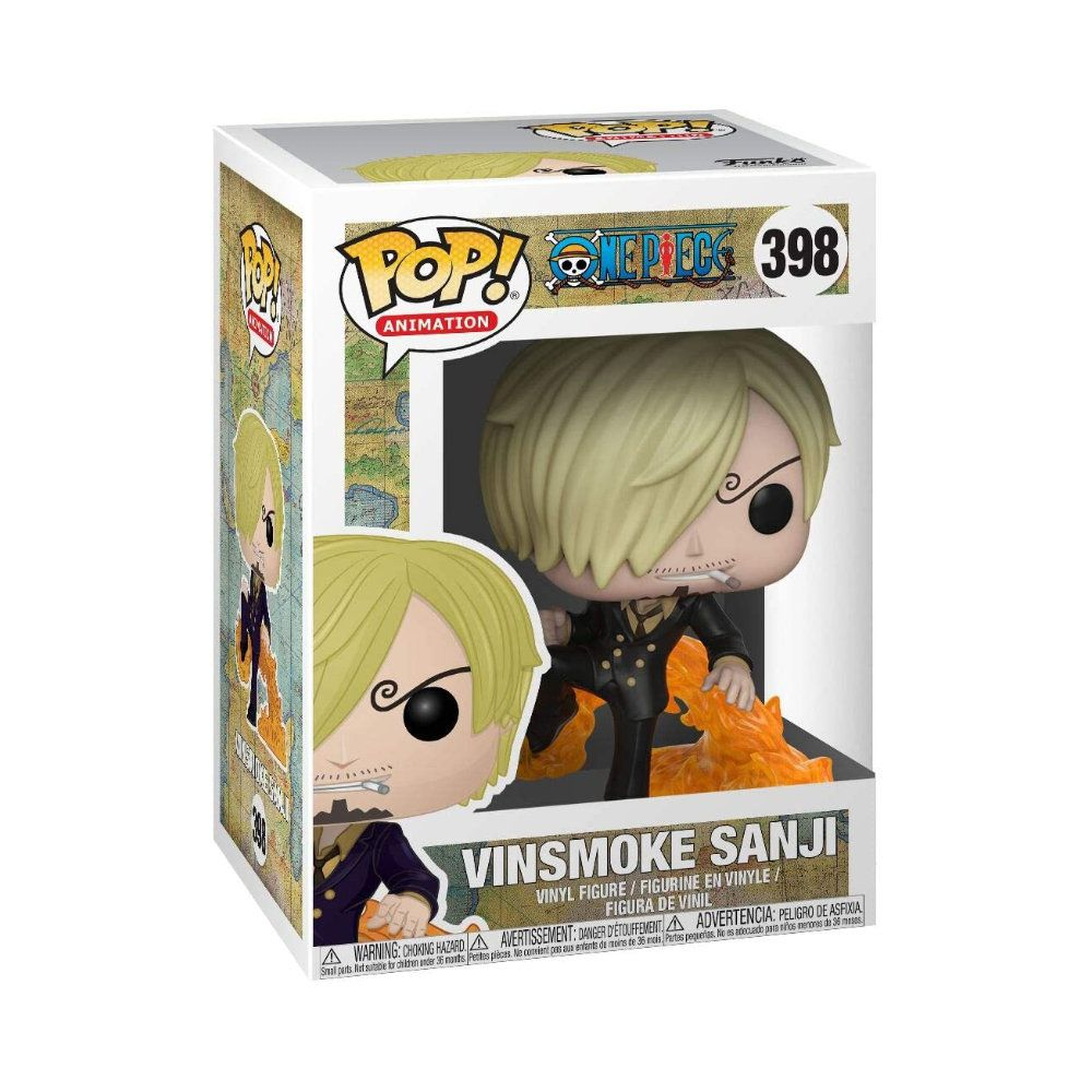 POP! Funko - Vinsmoke Sanji - One Piece